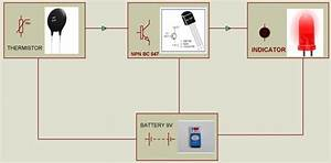 Fire Alarm System Block Diagram