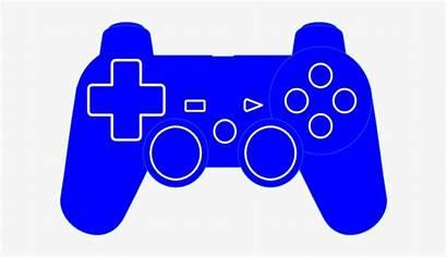 Controller Ps4 Cartoon Drawing Clipart Joystick Playstation