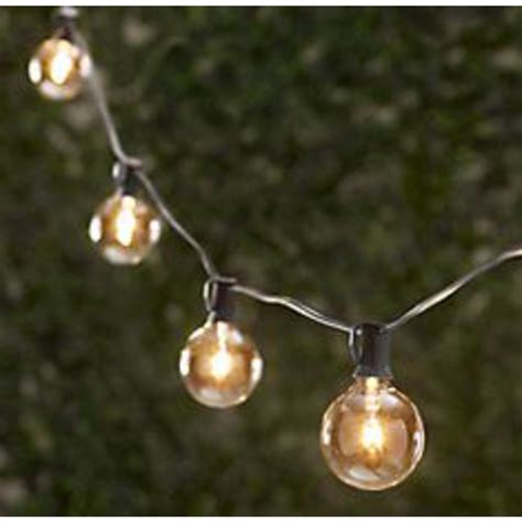 outdoor patio string lights led outdoor string lighting ls ideas