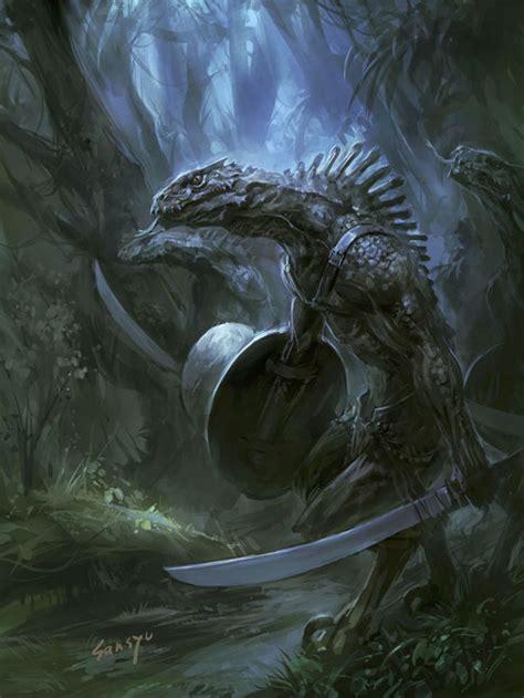 super amazing digital drawings  fantasy creatures