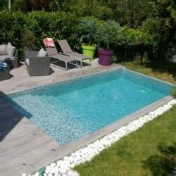 les 25 meilleures idees concernant piscine rectangulaire With amenagement paysager avec piscine creusee 10 les plus belles photos de piscines bois hors sol semi