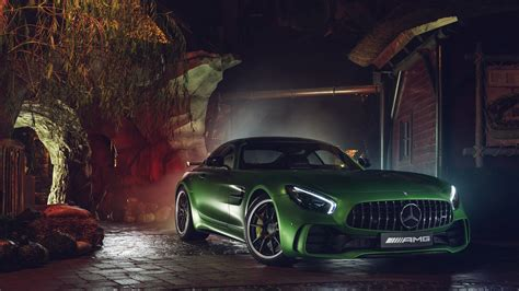 Amg Gtr Wallpaper Hd by 2560x1440 Green Mercedes Amg Gt R 1440p Resolution Hd 4k