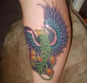 Chinese Phoenix Tattoo Designs