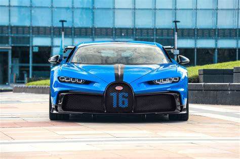 Virtually unlimited potential for customization can send that sticker price even farther into the stratosphere. Bugatti Chiron Pur Sport Arrives in Manchester