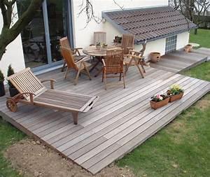 Holz fur die terrasse dds das magazin fur mobel und for Holzdielen für terrasse