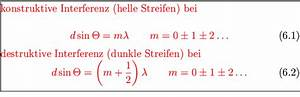 Intensität Berechnen : interferenzmuster an einem doppelspalt ~ Themetempest.com Abrechnung