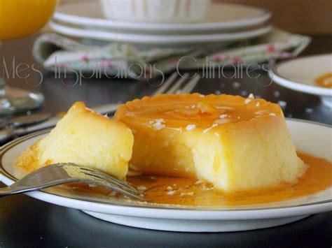 cuisine traditionnelle algeroise les oeufs au lait recette traditionnelle le