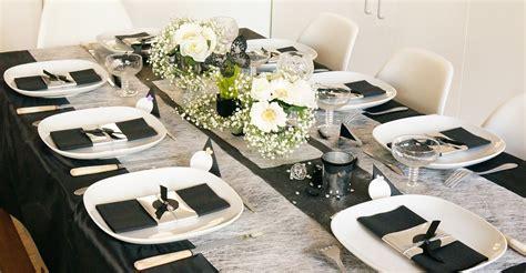 decoration de table chic d 233 co de table chic