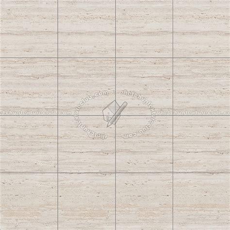 Classic travertine floor tile texture seamless 14661