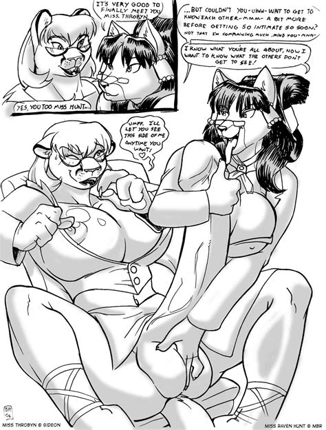 read [maxblackrabbit] raven hunt hentai online porn manga and doujinshi