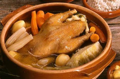 recette de cuisine pour bébé la vraie poule au pot