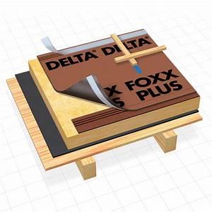 Delta Foxx Plus : cran de sous toiture pour climat de montagne delta foxx plus doerken crans delta ~ Frokenaadalensverden.com Haus und Dekorationen