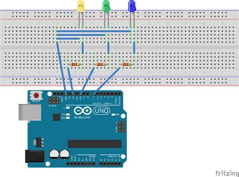 Led Blink Pattern Hackster