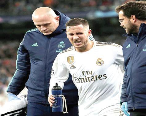 LaLiga: Hazard injured again as Alaves beat Madrid 2-1 ...