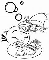 Angry Coloring Birds Pages Topcoloringpages Bird sketch template