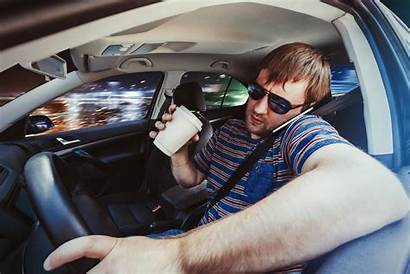 Driving Distracted Phone Cell While Drive Talking