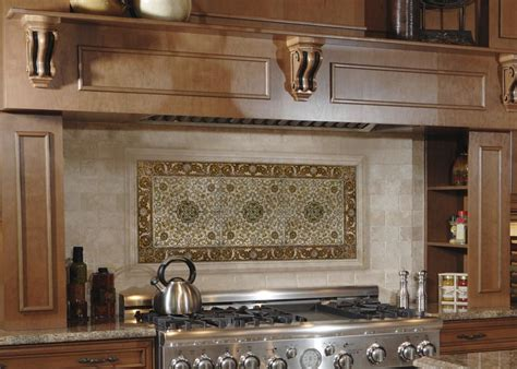 backsplash tile patterns for kitchens stoneimpressions blog deep rich colors a makeover for our marseille collection