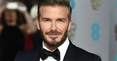 David Beckham Wishes 'beautiful Boy' Romeo A Happy Birthday With Kiss Photo As He Turns 13 Video Model Rambut Panjang Agar Terlihat Muda Muka Bulat Oval 2018 Gaya Pria Korea Dari Samping Sosis Gantung Keren Wanita Cowok Terbaru