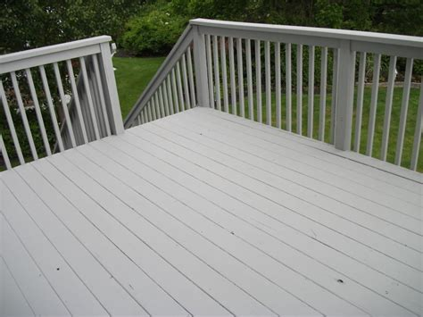 deck restore paint in image photo along