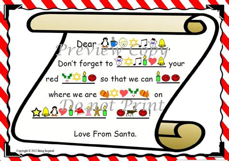 letter santa secret christmas mazes codes coded puzzles freebie friday claus word