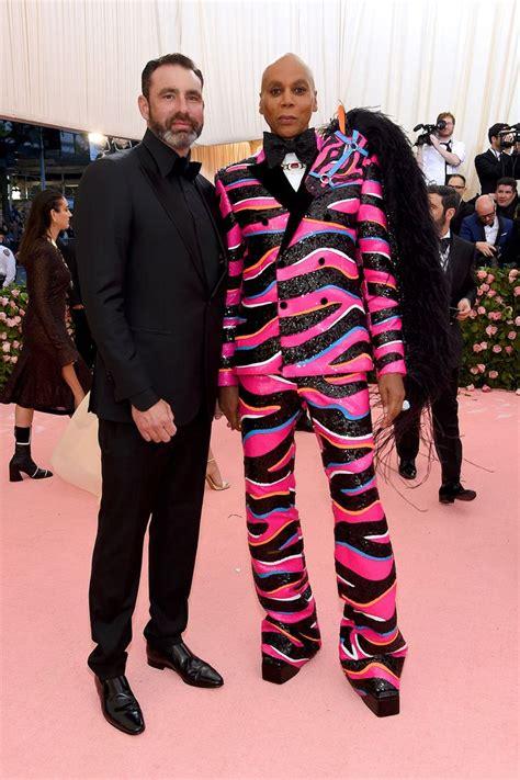 Georges Lebar Rupaul Met Gala Vogueint May Getty Images