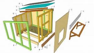 Large Dog House Plans MyOutdoorPlans Free Woodworking