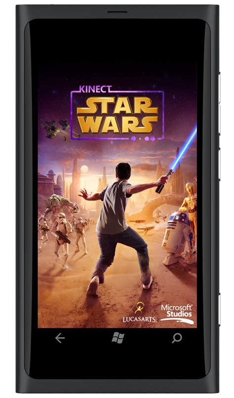 star wars phone app launches today