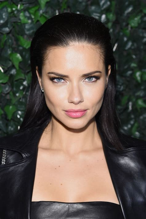 Adriana Lima Maybelline Nyfw Welcome Party Nyc