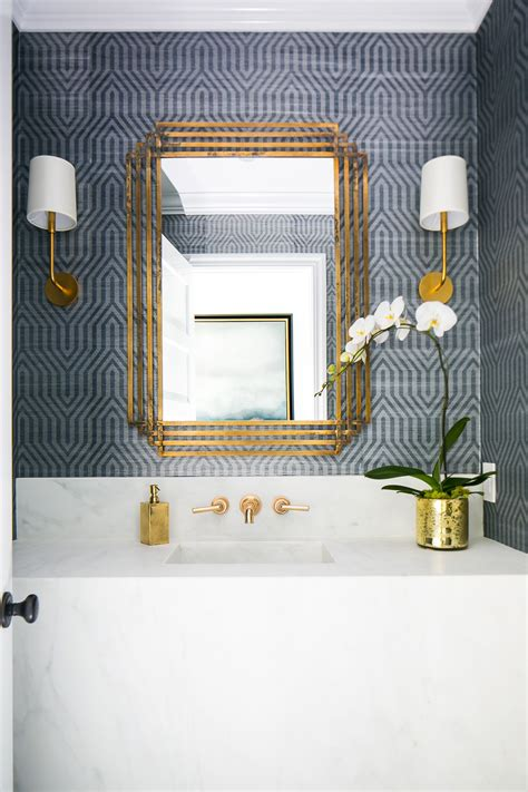 powder room circa lighting go lightly sconce brass faucet wall mounted bath in 2019 powder