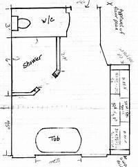 walk in shower dimensions Bathroom, Great Ideas Layout Doorless Shower Design Ideas ...
