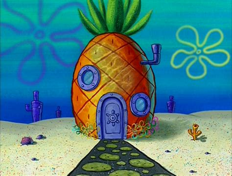pineapple house spongebob s pineapple house in season 3 3