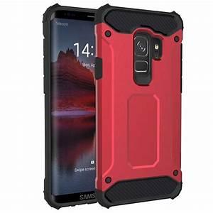 Samsung Galaxy S9 Plus Hülle Original : samsung galaxy s9 outdoor h lle rot handyhuellen ~ Kayakingforconservation.com Haus und Dekorationen