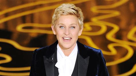 Ellen DeGeneres Offers a Backstage Look at the Oscars ...