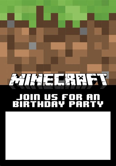 images  sticks minecraft party printables