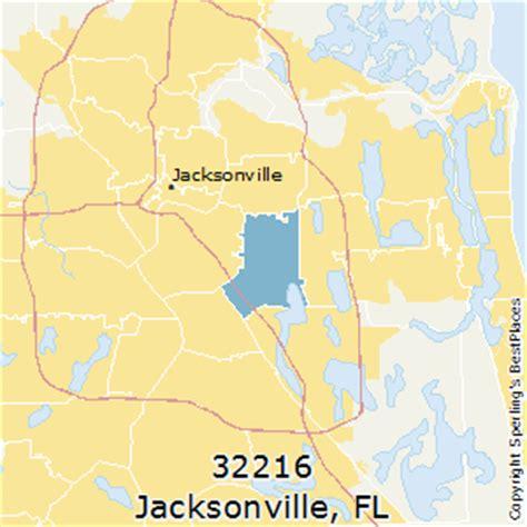 places    jacksonville zip  florida