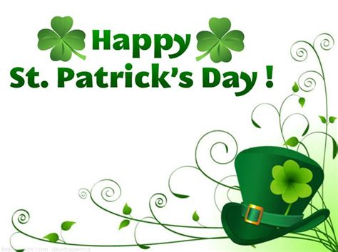 st pats day date free st patricks day clipart the cliparts
