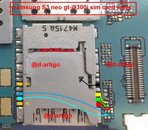 samsung ii galaxy  neo insert sim card problem
