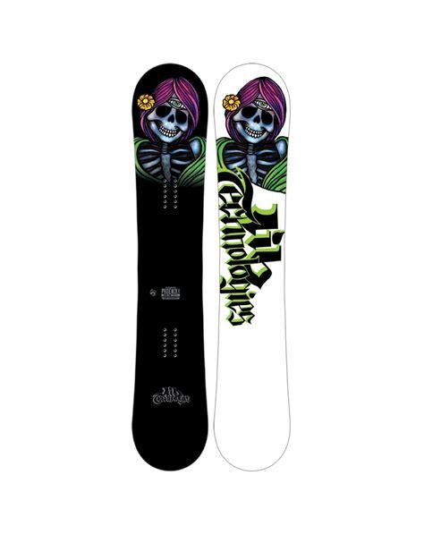 lib tech jamie lynn  eye snowboard  cherri pow