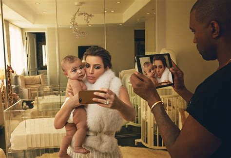 Kim Kardashian Has Picked A Date To Share First Chicago West Photo