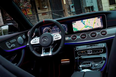 Legendary and traditional engineering expertise defines the luxury segment in the automobile industry. 2021 Mercedes-Benz AMG E 53 Convertible Interior Review - Seating, Infotainment, Dashboard and ...