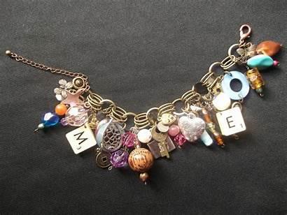 Handmade Crafts Jewelry Unique Unusual Accessories Bracelets