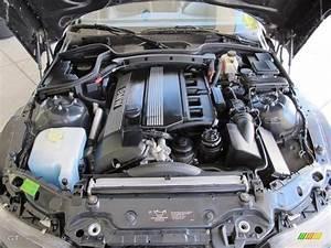 2001 Bmw Z3 2 5i Roadster 2 5 Liter Dohc 24