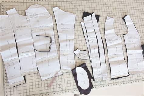 Sew-along B6169 Moto Jacket, Day 1