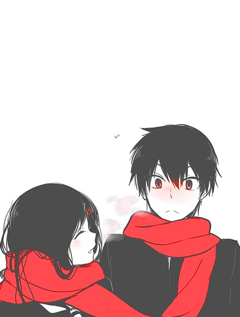Black And White Anime On Tumblr