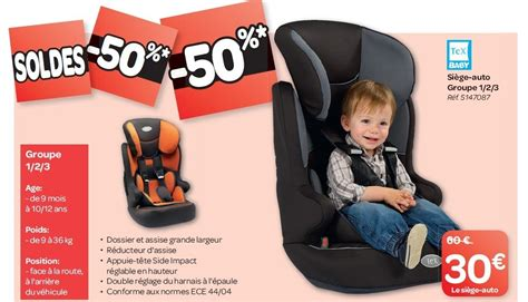 carrefour siege auto carrefour promotion si 232 ge auto groupe 1 2 3 tex si 232 ge