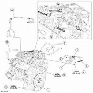 Do You Have A Diagram Where The Brake Booster Attaches To