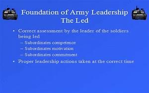 Leadership Presentation  Armystudyguide Com