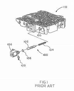 Patent Us6793601 - 1-2 Shift Valve Assembly