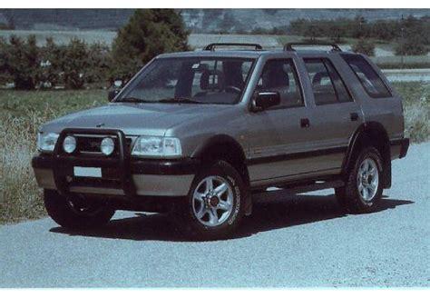 opel frontera 1995 autókatalógus opel frontera 2 4i 5 ajtós 125 12 le