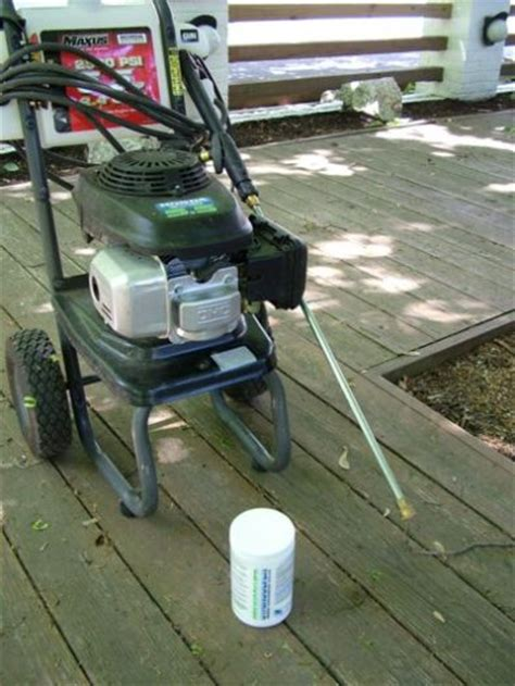 Oxygen Deck Cleaner Nz by How To Clean A Deck Ask The Builder